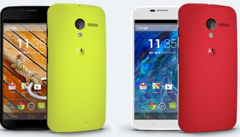 Moto X getting Android update