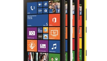 Nokia Lumia 1520 on AT&T