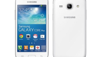 Samsung Galaxy Core Plus Launched