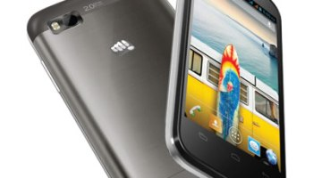 Micromax Bolt A61 launched in India