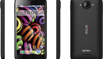 Intex Aqua Curve launched for Rs 12490