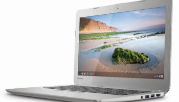 Toshiba Chromebook released for $280