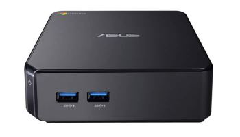 Asus Chromebox announced