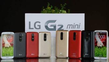 LG G2 Mini launched