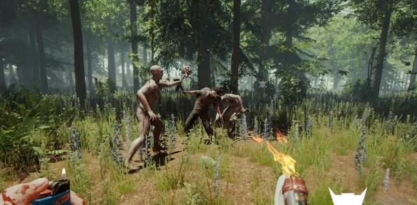 The Forest- SaveGame (Bütün İtemler,Bitmiş Oyun)