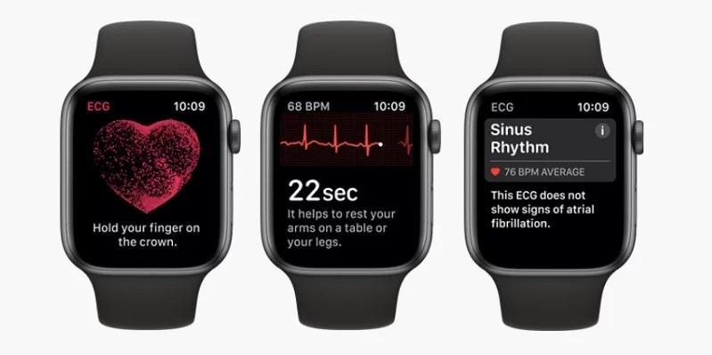 Apple Watch EKG Özelliği Nasıl Kullanılır ?