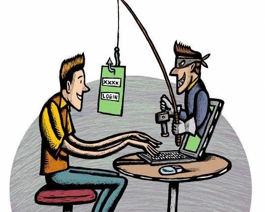 En çok tıklanan kimlik avı e-postaları hangileridir ?