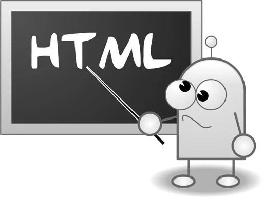 HTML Lang Etiketi