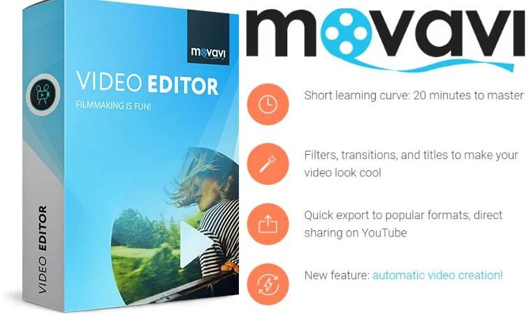 Movavi Video Editör Plus 2021 İndir