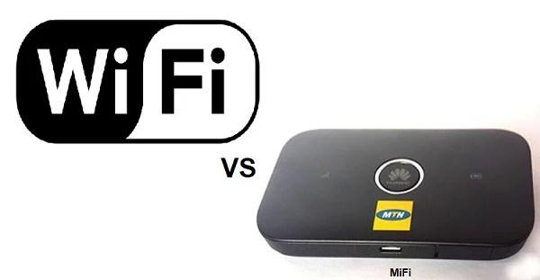 MiFi ve WiFi Arasındaki Fark Nedir ?