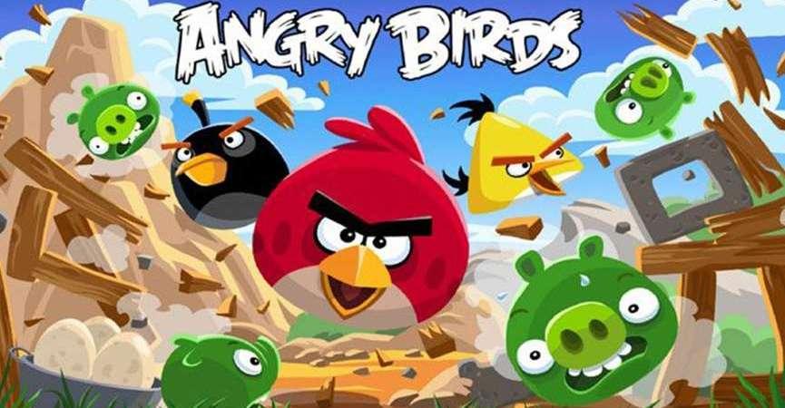 Angry Birds Apk Para Hileli İndir