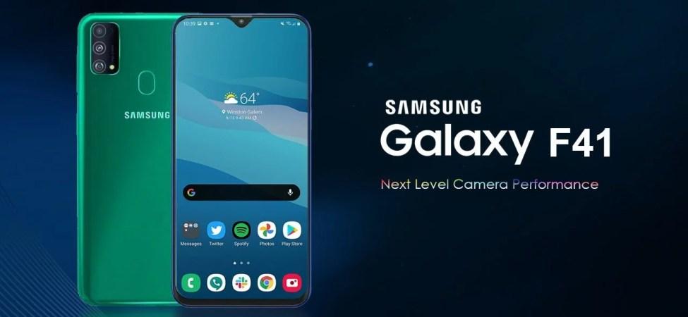 SAMSUNG Galaxy F41 Önbellek Nasıl Silinir ?