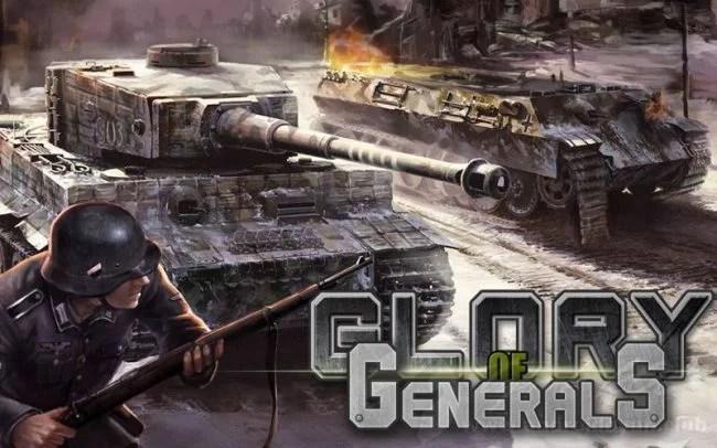 GLORY OF GENERALS 3 APK – MADALYA HİLELİ