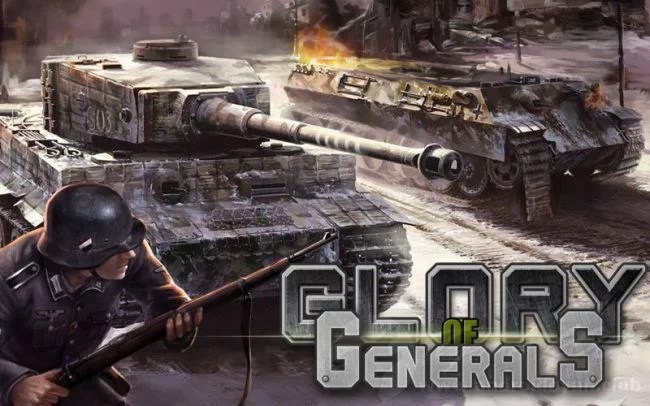 Glory Of Generals 3 V1.0.0 Apk  HİLELİ