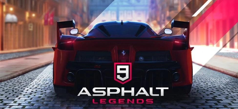 Asphalt 9 Legends APK MOD [Sınırsız Para] V2.4.7a