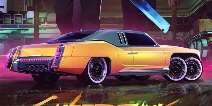 Cyberpunk 2077'de Araba Nasıl Alınır ?