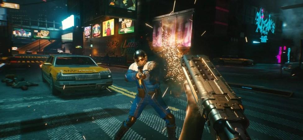 Cyberpunk 2077'de FOV Nasıl Değiştirilir ?