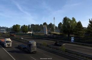Euro Truck Simulator 2 1.40