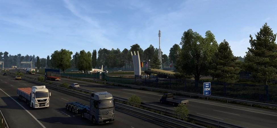 Euro Truck Simulator 2 1.40 Güncellemesi 2021