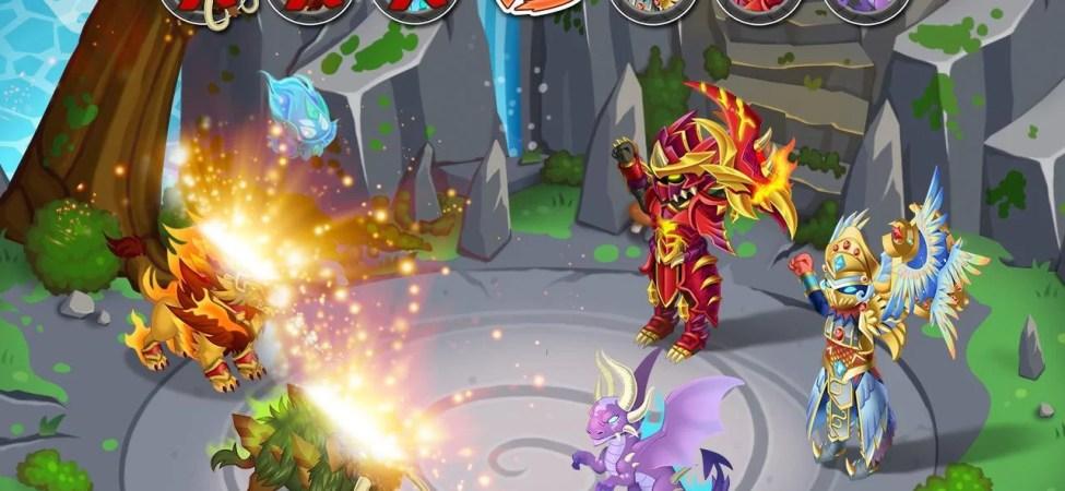 Knights & Dragons Mod APK Sınırsız Para 2020