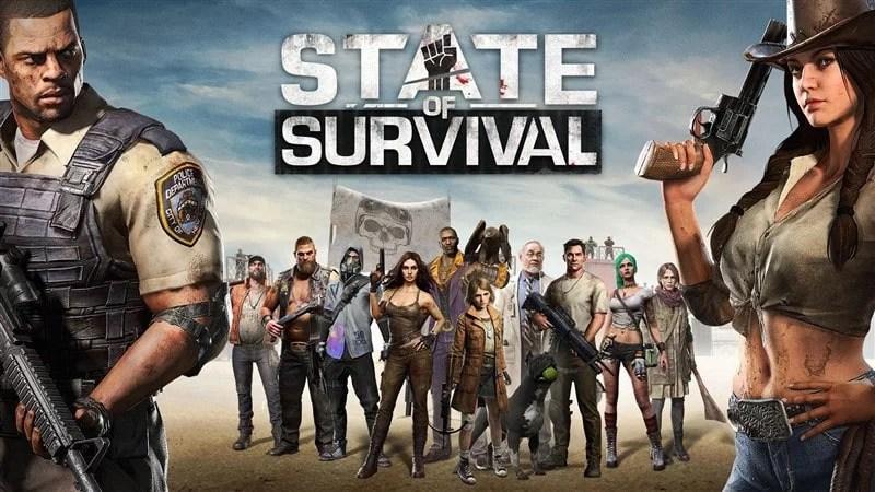 State of Survival Mod Apk v1.9.80 (Sınırsız Para)