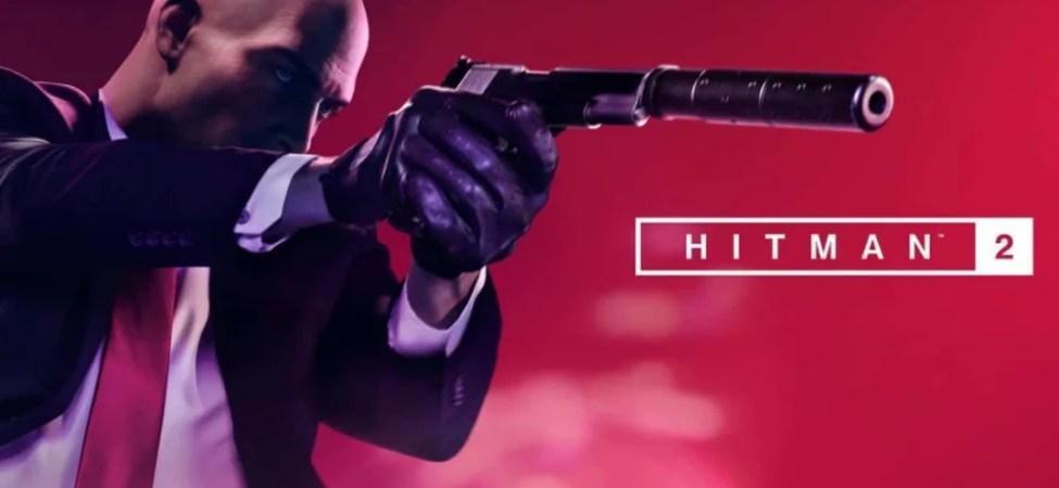 Hitman 2 indir Ücretsiz