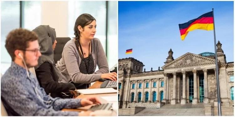 """Almanya'da """"ocak işsizliği""""  azaldı 29 ocak 2021"""