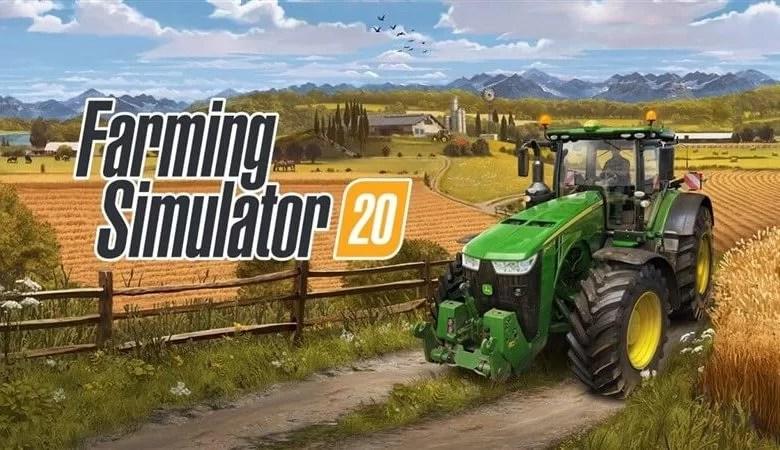 Farming Simulator Fs20 Apk Mod (Para Hileli )Güncel
