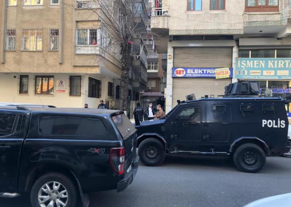 Diyarbakır'da Doğal Gaz Zehirlenmesi