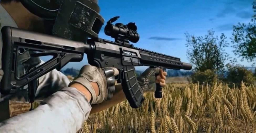 Pubg Hafif Makineli Tüfekler