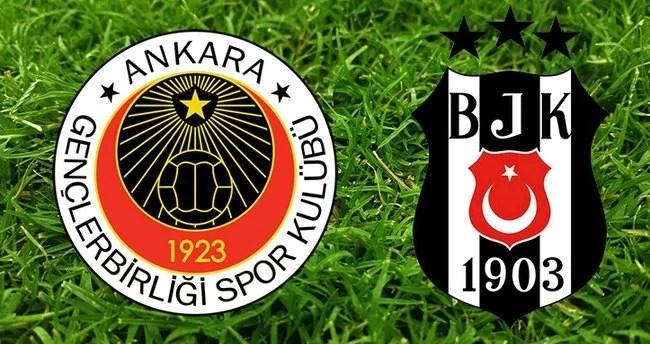 Gençlerbirliği Beşiktaş Maç Detayları(15.02.2021)