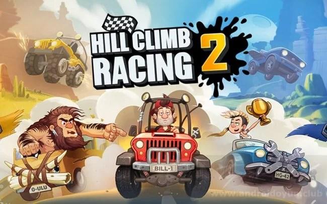 Hill Climb Racing Para Elmas Benzin Hilesi Mod Apk Son Sürüm İndir
