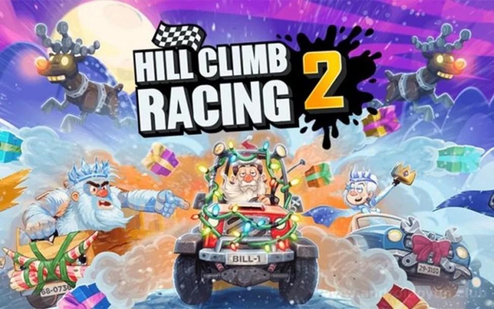 Hill climb racing para elmas benzin hilesi