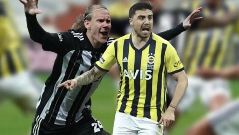 Maçı Beşiktaş Fenerbahçe 1-1 bitirdi 2021