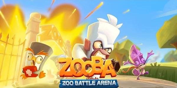 Zooba Apk Hileli Mod İndir (2021)