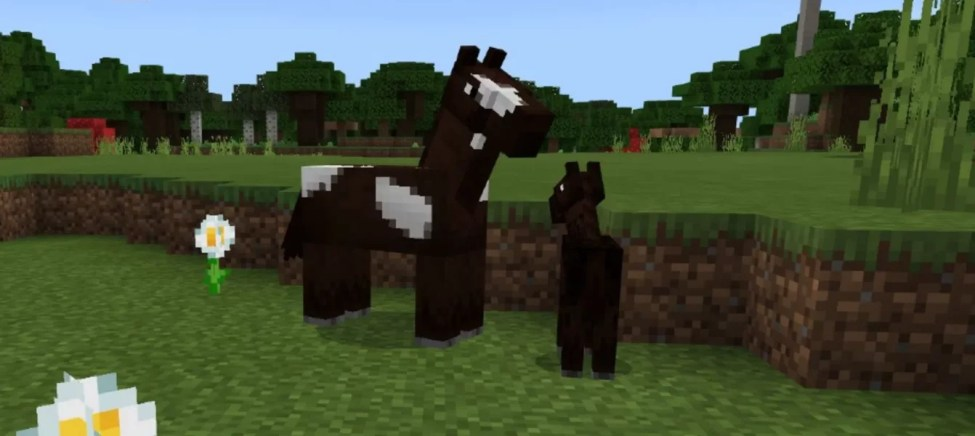 Minecraft'ta At Nasıl Evcilleştirilir