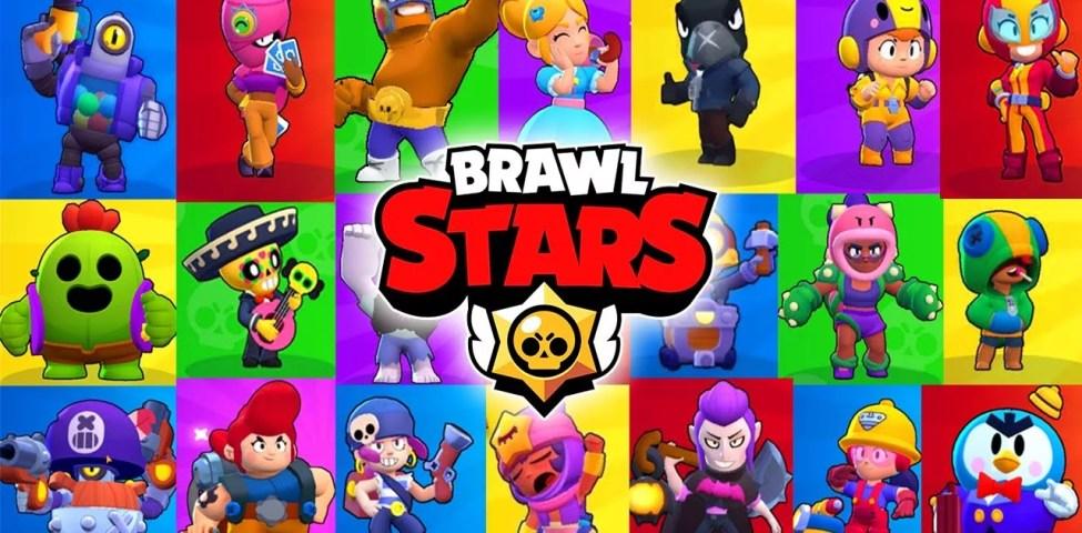 Brawl Stars Karakterlerinin Resmi 2021 – Tüm Karakterler