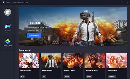 Tencent Gaming Buddy İndir Son Sürüm 2021