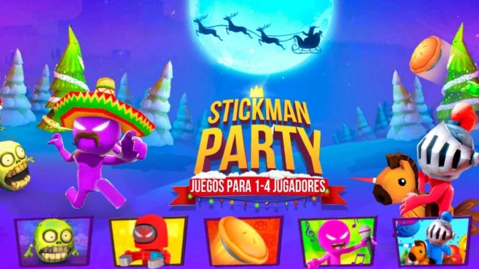 Stickman Party APK