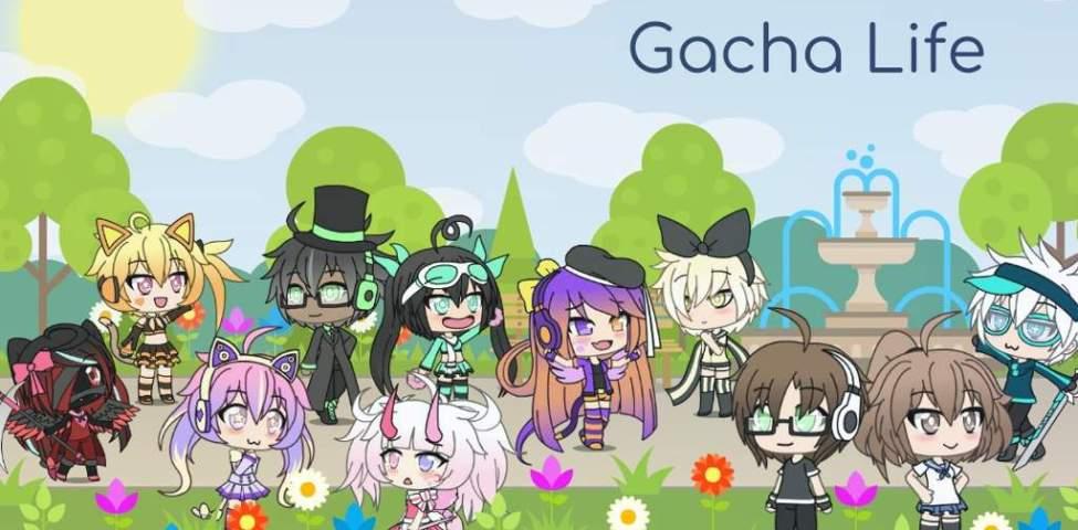 Gacha Life Mod Apk v1.1.4 İndir (Sınırsız Para / Elmas /)