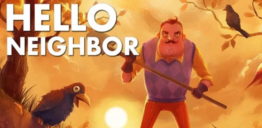 Hello Neighbor Apk İndir Tüm Bölümler Açık