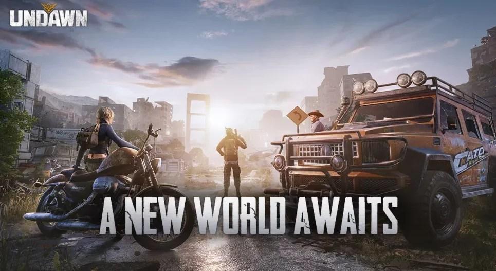 Undawn Mod Apk İndir 2021