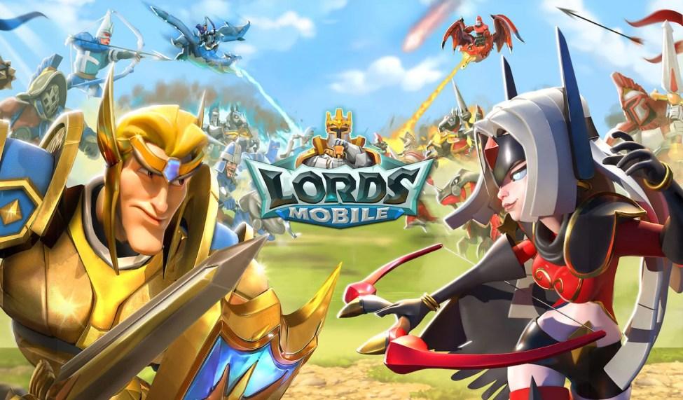Lords Mobile Promosyon Kodları