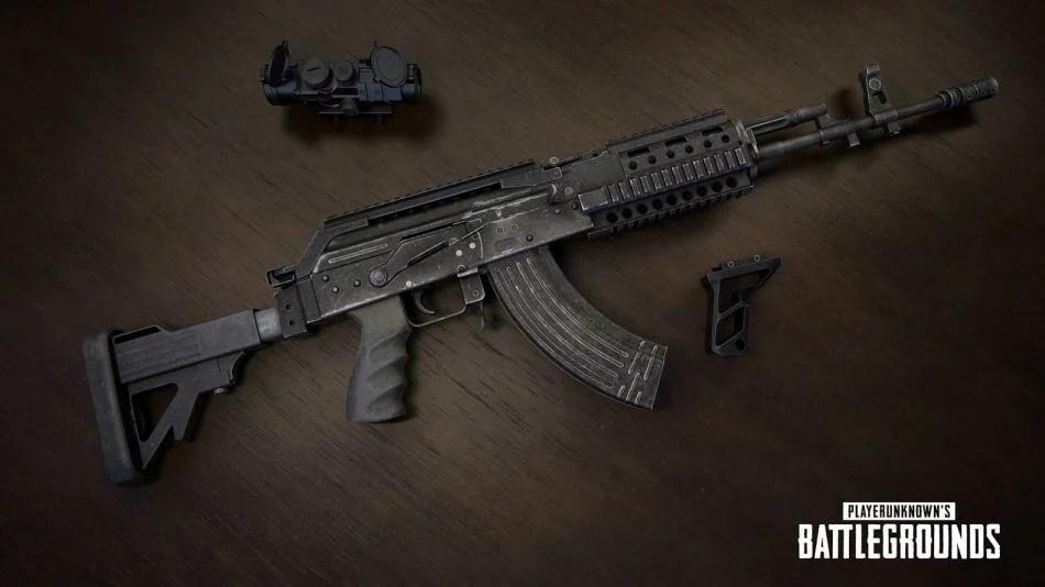 pubgye yeni silah bf9e4 800
