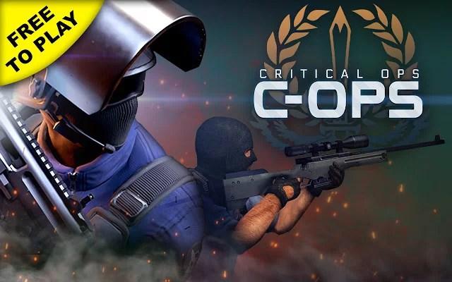 Critical Ops Apk İndir (Para ve Mermi Hileli) 2021