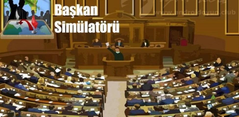 Başkan Simülatörü Mod Apk İndir 2021