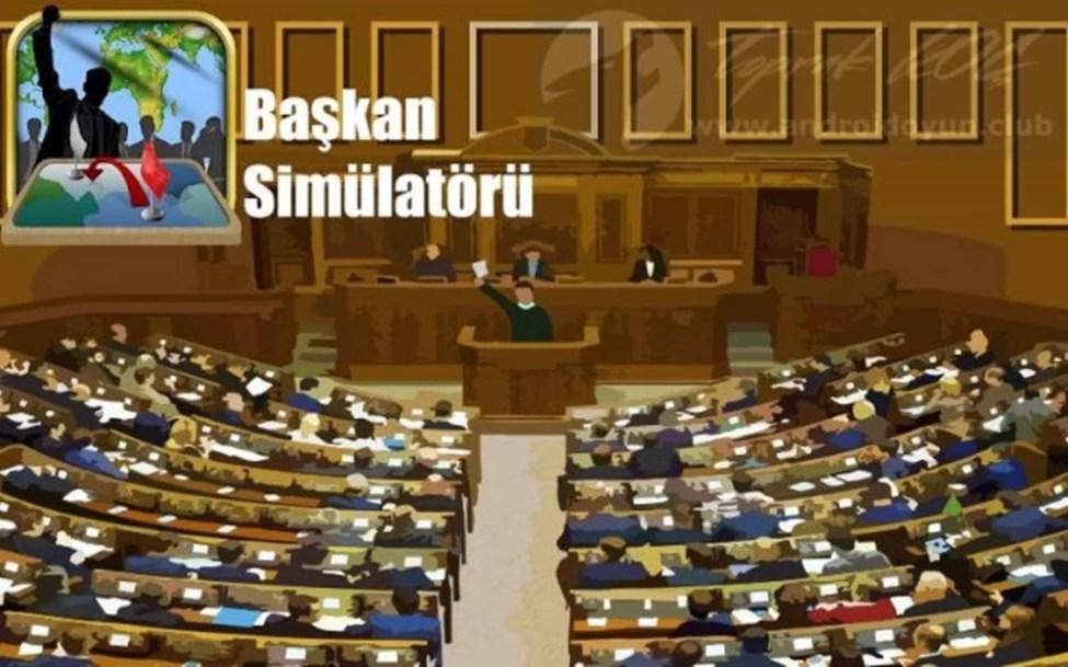 Başkan Simülatörü Mod Apk İndir