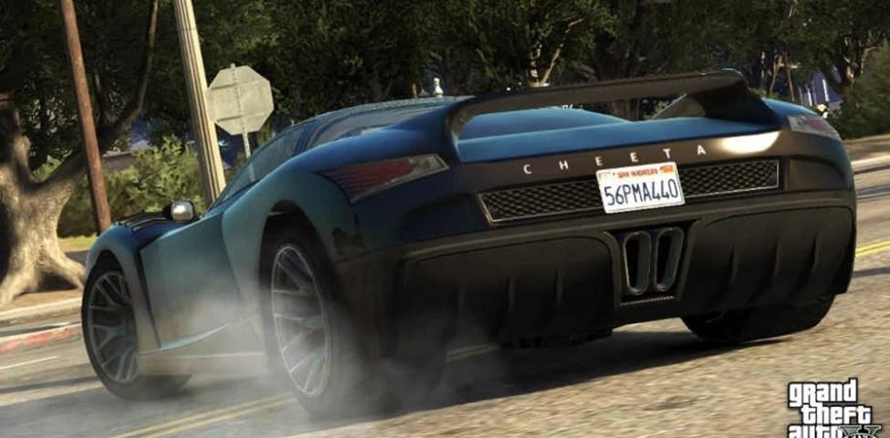 Cheat GTA 5 PS3 Mobil Lamborghini 2021