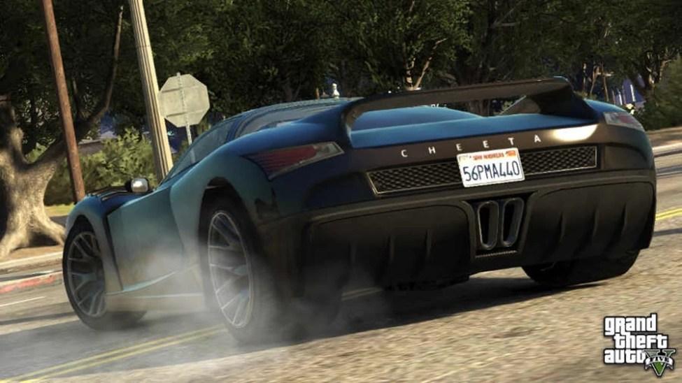 Cheat GTA 5 PS3 Mobil Lamborghini