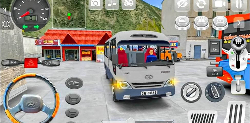 Minibus Simulator Vietnam Mod Apk 1.2.5 İndir